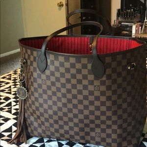 Brand new Louis Vuitton 2020 Neverfull GM
